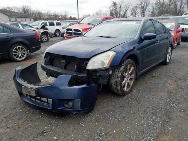07 Nissan Maxima >> 2007 Nissan Maxima Se 3 5l 6 For Sale In York Haven Pa Lot 58534619