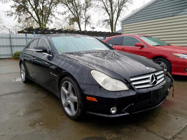 photo MERCEDES-BENZ CLS 55 AMG 2006