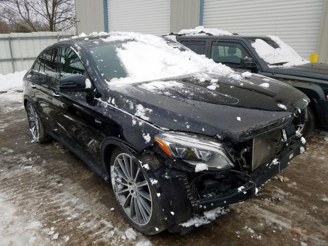 Gle Coupe For Sale >> 2017 Mercedes Benz Gle Coupe For Sale At Copart Albany Ny Lot 58718609 Salvagereseller Com