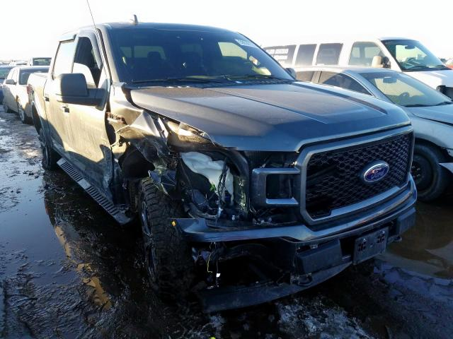 Ford F150 Super salvage cars for sale: 2018 Ford F150 Super