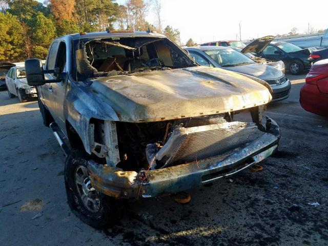Salvage cars for sale from Copart Dunn, NC: 2008 Chevrolet Silverado