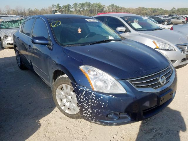 Salvage cars for sale from Copart Houston, TX: 2010 Nissan Altima Base