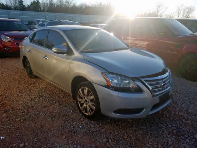 2013 Nissan Sentra S for sale in Oklahoma City, OK