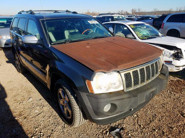 Salvage cars for sale from Copart Bridgeton, MO: 2006 Jeep Grand Cherokee