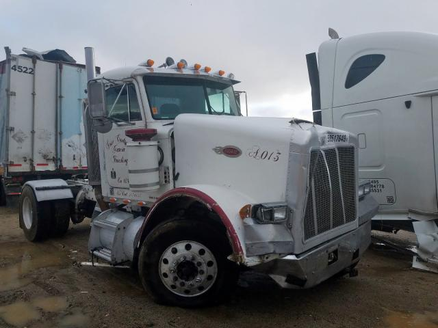 Salvage cars for sale from Copart Sun Valley, CA: 2001 Peterbilt 378