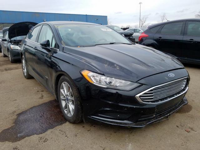 2017 Ford  | Vin: 3FA6P0HD9HR353819