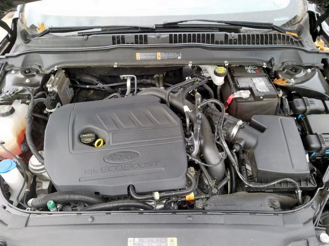 2017 Ford    Vin: 3FA6P0HD9HR353819