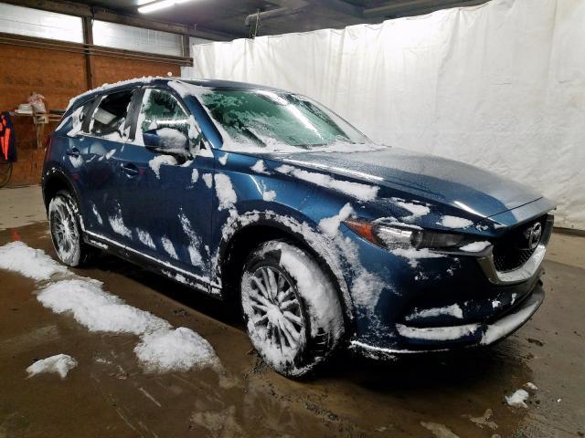 2017 Mazda Cx 5 Colors >> 2017 Mazda Cx 5 Touri 2 5l 4 For Sale In Ebensburg Pa Lot 58389459