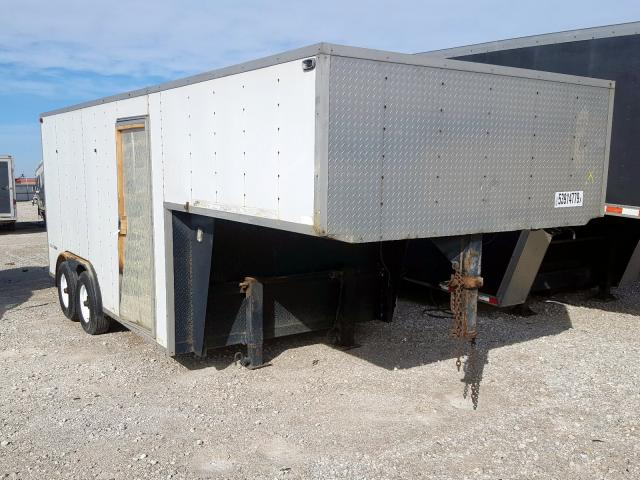 Cargo Trailer salvage cars for sale: 1996 Cargo Trailer