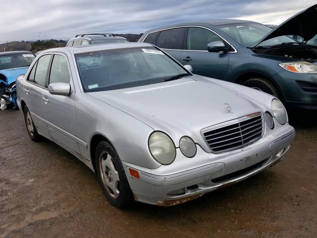 2001 MERCEDES-BENZ  E 430