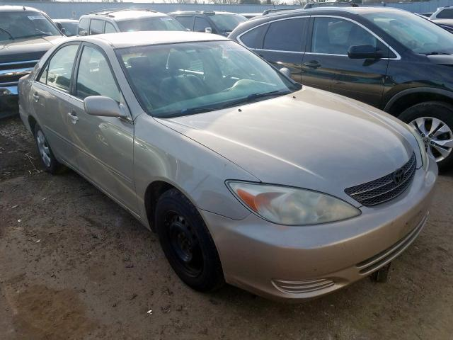 Toyota Camry Undercarriage Parts