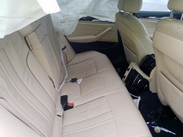 2017 BMW 5 series | Vin: WBAJA7C32HG904383