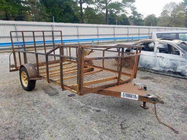 Utility Trailer salvage cars for sale: 2000 Utility Trailer