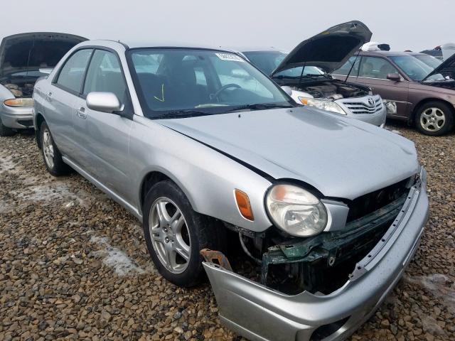Subaru 2.5 Rs For Sale >> 2003 Subaru Impreza Rs 2 5l 4 For Sale In North Salt Lake Ut Lot 58423539