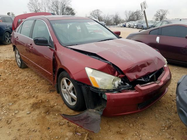 Vehiculos salvage en venta de Copart China Grove, NC: 2003 Honda Accord EX