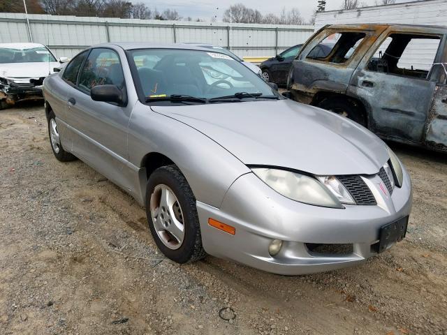 Salvage 2005 Pontiac SUNFIRE for sale
