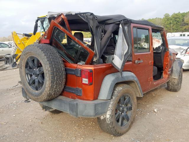 2014 Jeep    Vin: 1C4BJWDGXEL272108