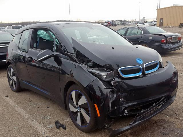 Salvage 2016 BMW I3 REX for sale