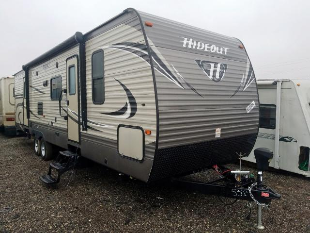 Keystone Hideout salvage cars for sale: 2018 Keystone Hideout