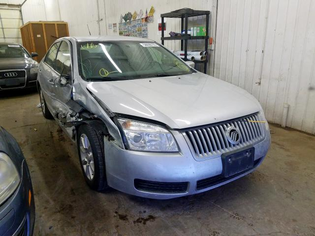 Mercury Milan salvage cars for sale: 2009 Mercury Milan