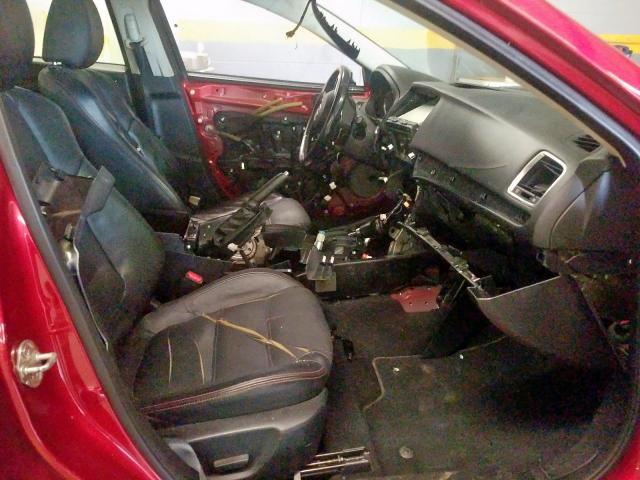 2014 Mazda 6 | Vin: JM1GJ1W53E1105119