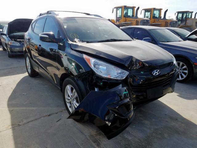 2012 Hyundai Tucson Gls 2.4L