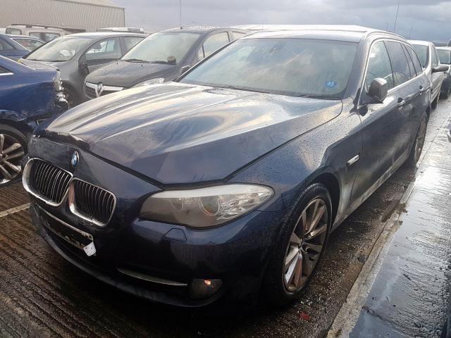 BMW 520D SE - 2010 rok