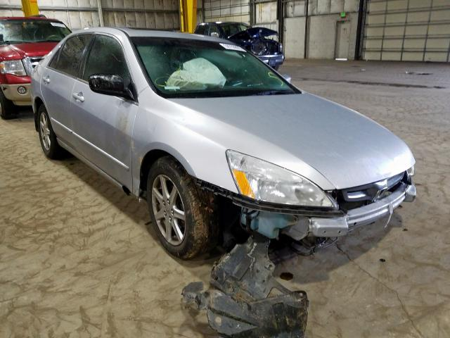 Salvage cars for sale from Copart Woodburn, OR: 2003 Honda Accord EX