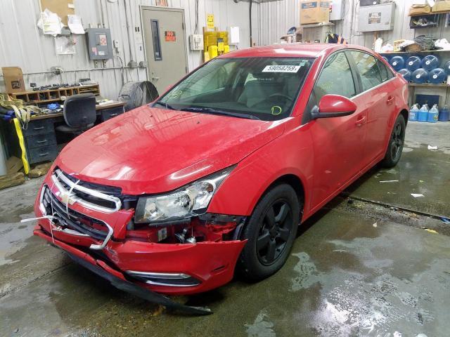 2015 Chevrolet CRUZE | Vin: 1G1PC5SB0F7152788