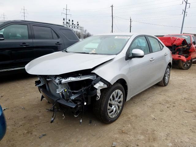 2019 Toyota  | Vin: 2T1BURHE8KC172920
