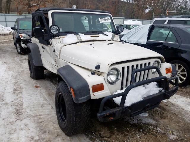 1997 Jeep Wrangler / 2.5L