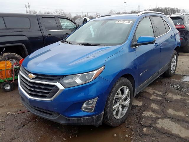 2019 Chevrolet EQUINOX | Vin: 3GNAXLEX3KS528755