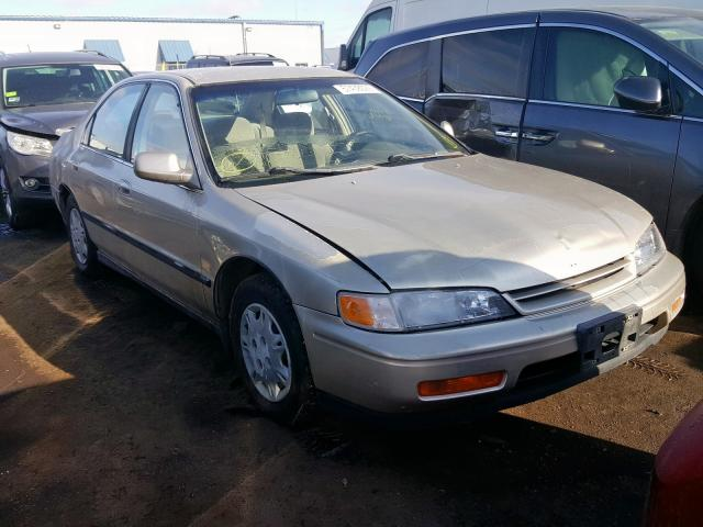 Honda Accord LX salvage cars for sale: 1995 Honda Accord LX
