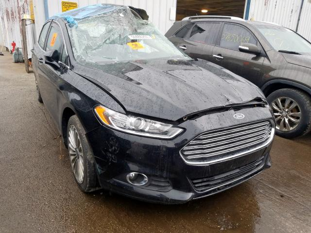 2016 Ford Fusion SE for sale in Chicago Heights, IL