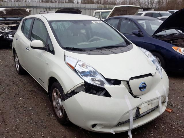 2012 Nissan Leaf SV for sale in Arlington, WA