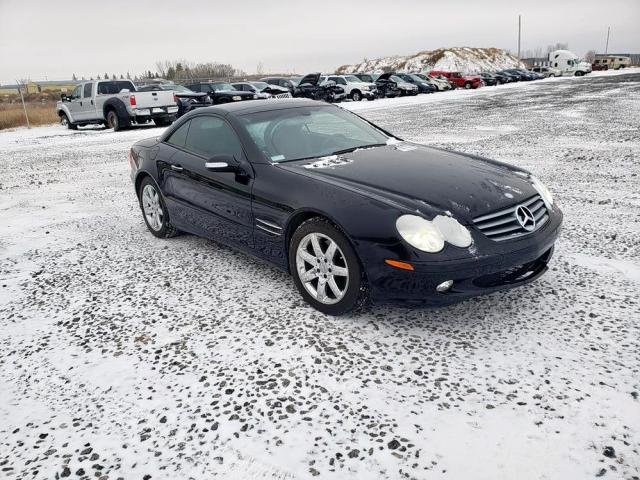 Mercedes-Benz salvage cars for sale: 2003 Mercedes-Benz SL 500R