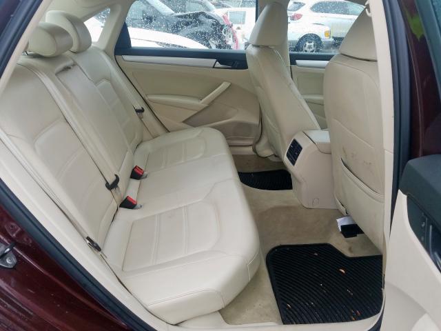 2013 Volkswagen PASSAT | Vin: 1VWBP7A39DC086898