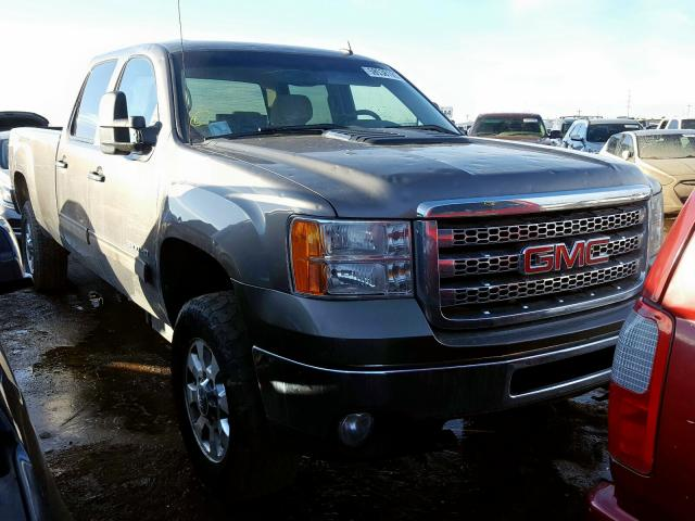 GMC Sierra K25 salvage cars for sale: 2013 GMC Sierra K25