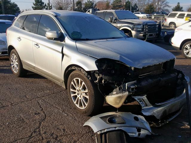Volvo salvage cars for sale: 2010 Volvo XC60 T6