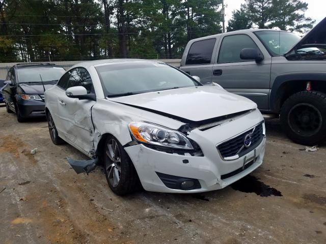 Volvo salvage cars for sale: 2011 Volvo C70 T5