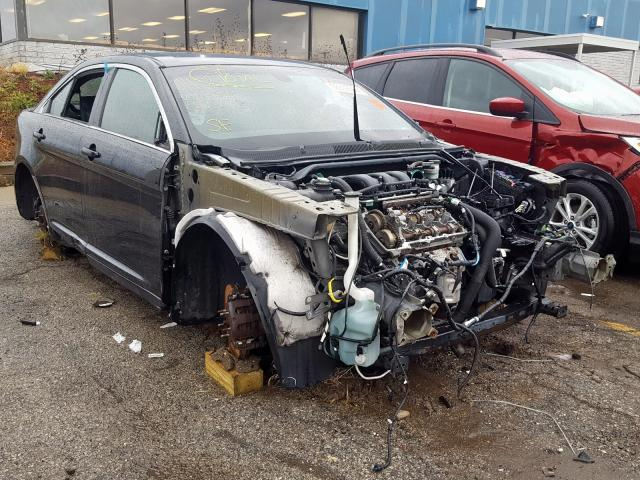 Salvage cars for sale from Copart Woodhaven, MI: 2013 Ford Taurus SEL
