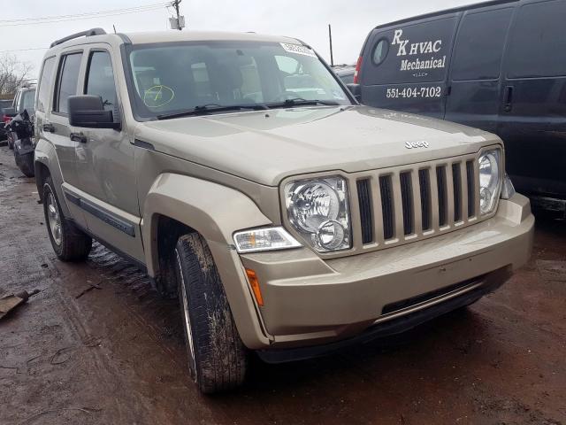 2010 Jeep Liberty Sp 3.7L