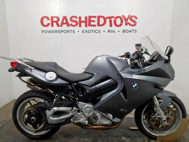 BMW F800 ST salvage cars for sale: 2008 BMW F800 ST