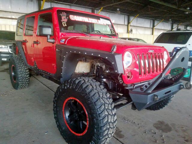 2010 Jeep Wrangler U 3.8L