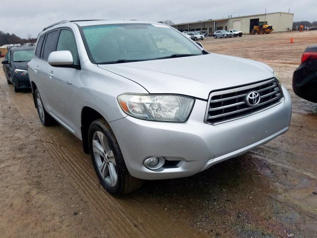 2008 Toyota Highlander For Sale >> 2008 Toyota Highlander 3 5l 6 In Al Tanner
