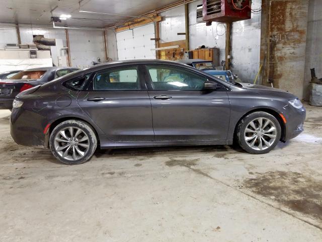 2015 Chrysler 200 | Vin: 1C3CCCBB5FN707986