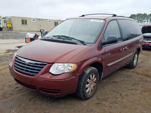 2007 CHRYSLER  MINIVAN
