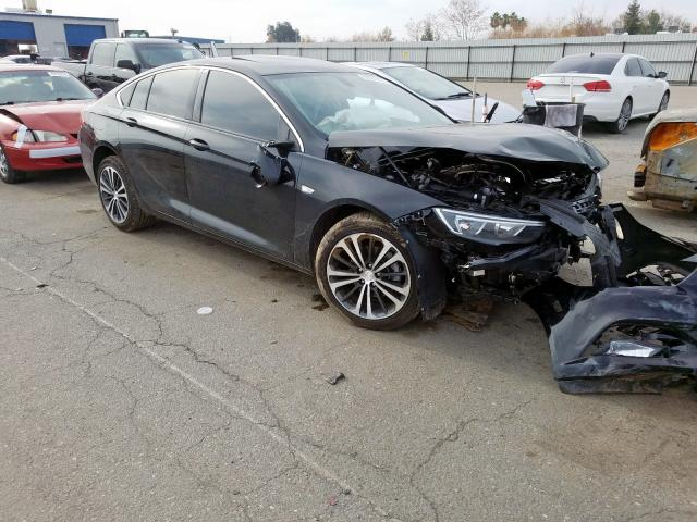 Buick salvage cars for sale: 2018 Buick Regal Pref