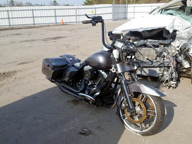 Salvage cars for sale from Copart Dunn, NC: 2015 Harley-Davidson Flhxs Street