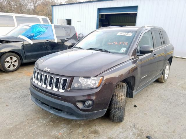 2014 JEEP  COMPASS SP